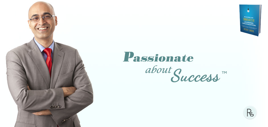 Russell Sarder: Passionate about Success